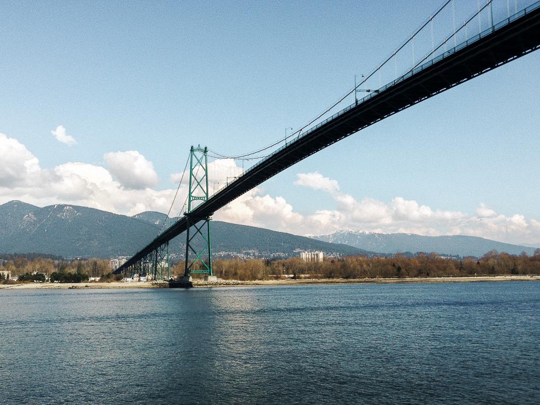 Vancouver Kolumbia Brytyjska Kanada