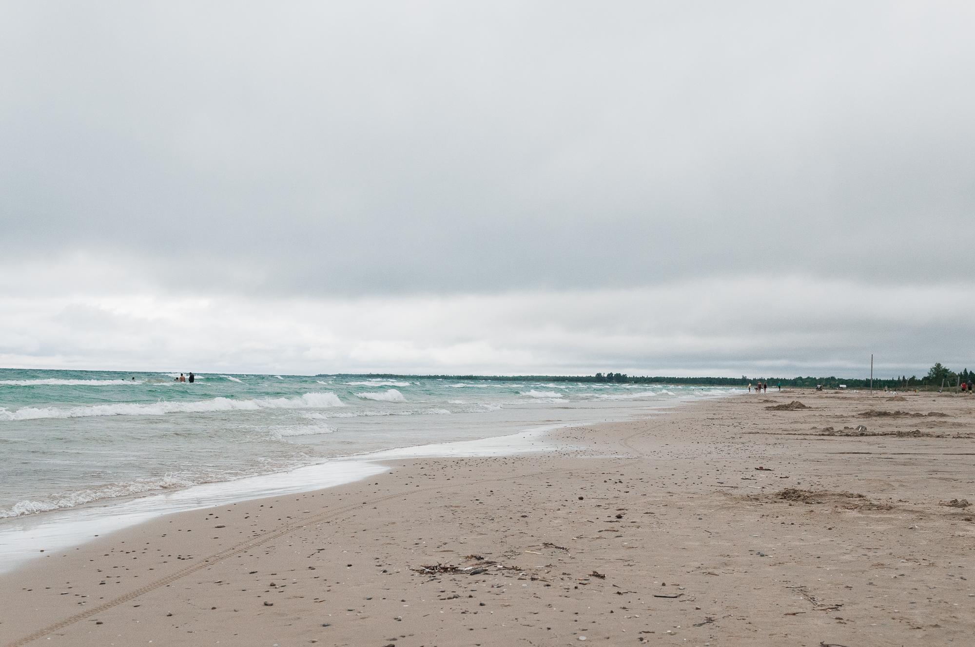 Sable Beach Ontario