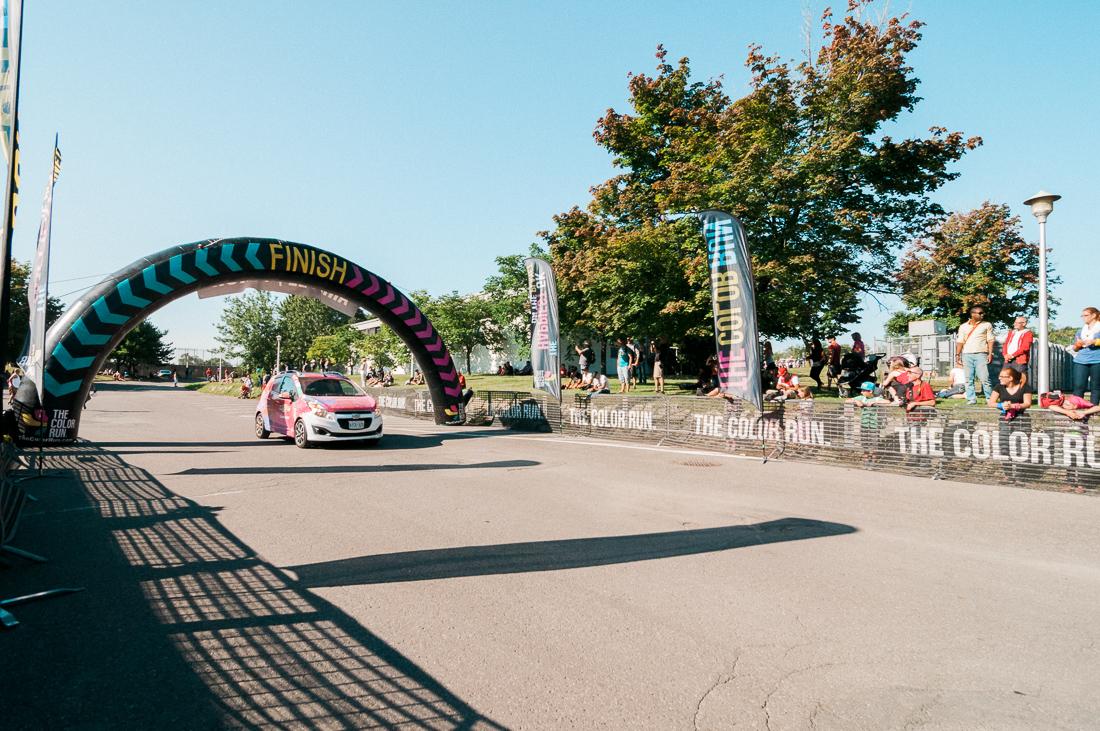 Conor Run Montreal
