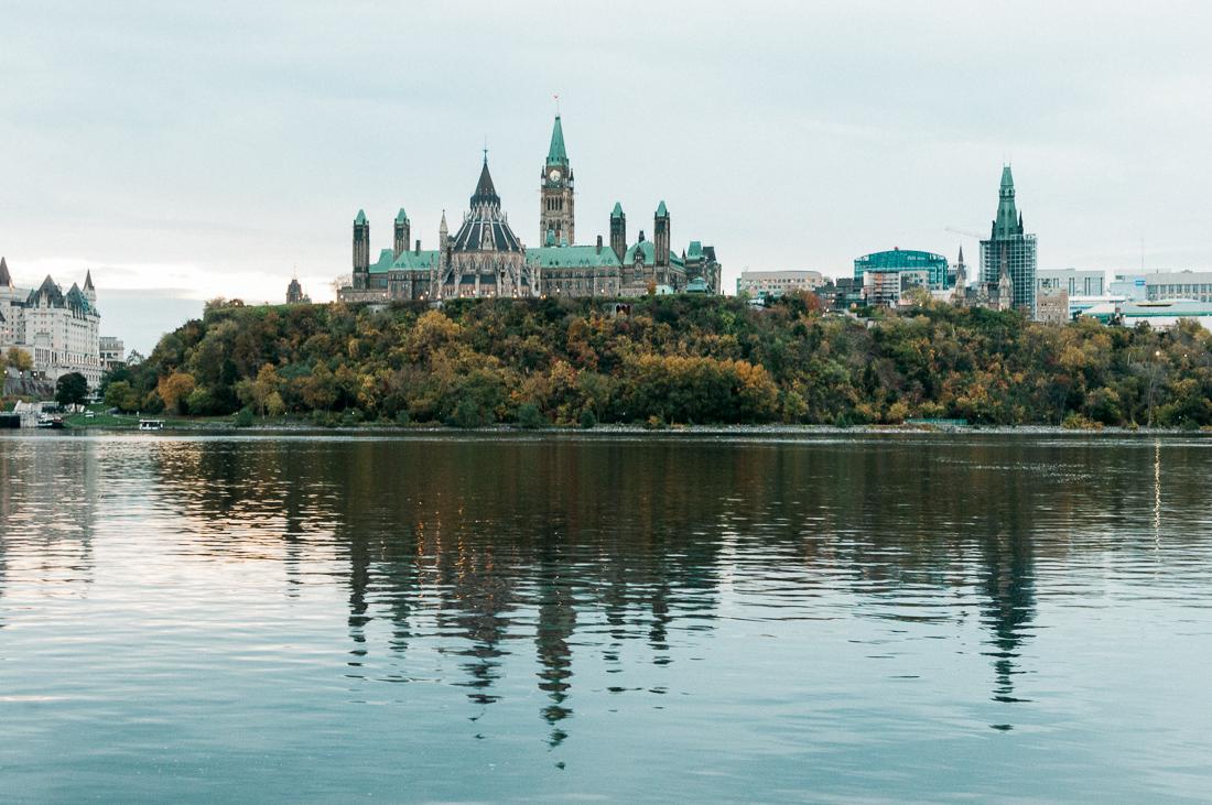 Ottawa Ontario stolica Kanady