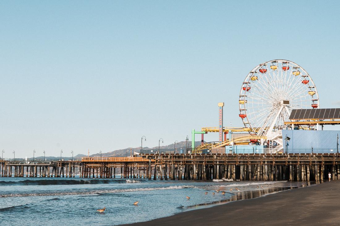 Santa Monica Kalifornia
