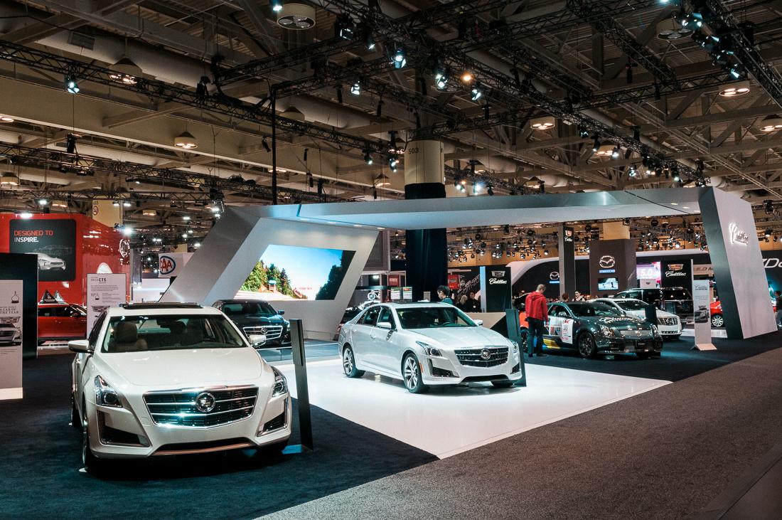 Auto Show Kanada
