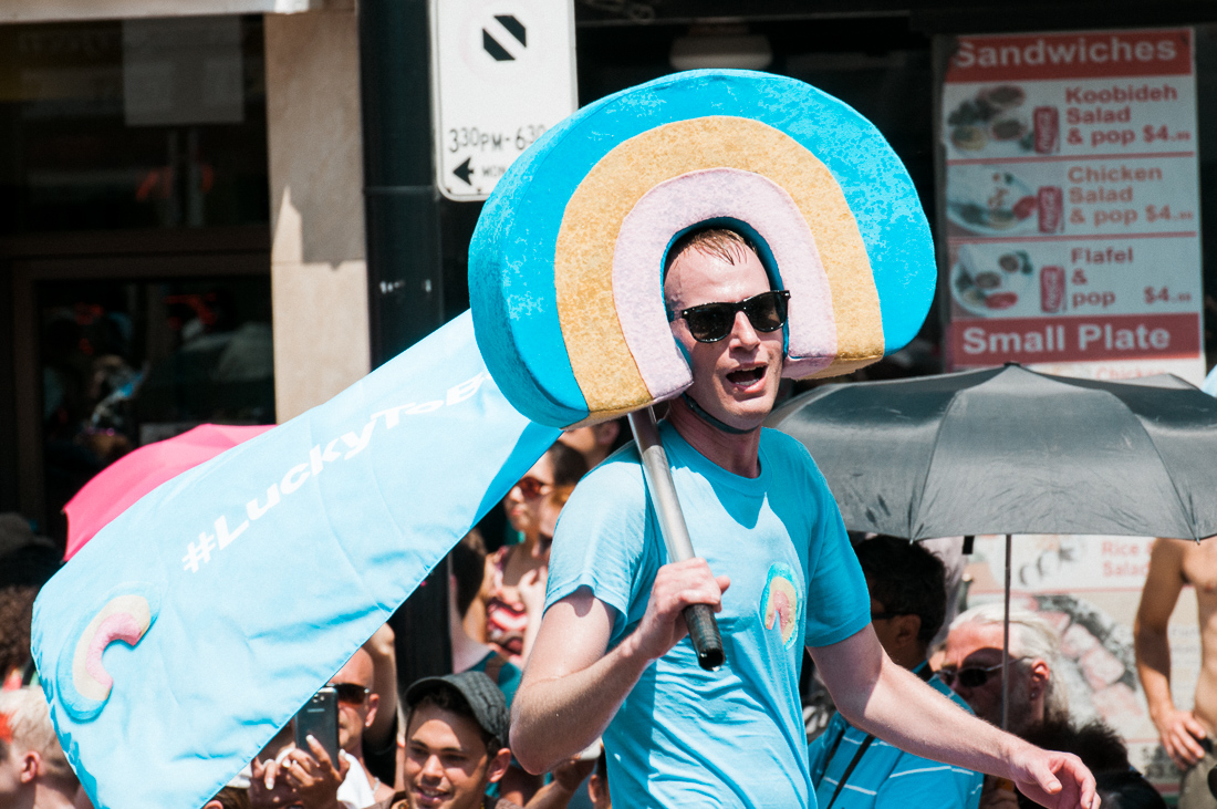 Gay Pride Toronto Kanada