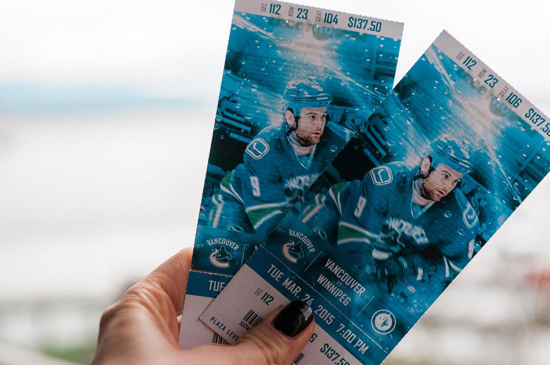 NHL Hokej Kanada