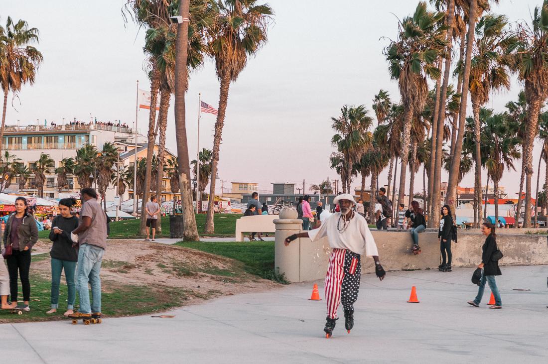Venice Beach Kalifornia