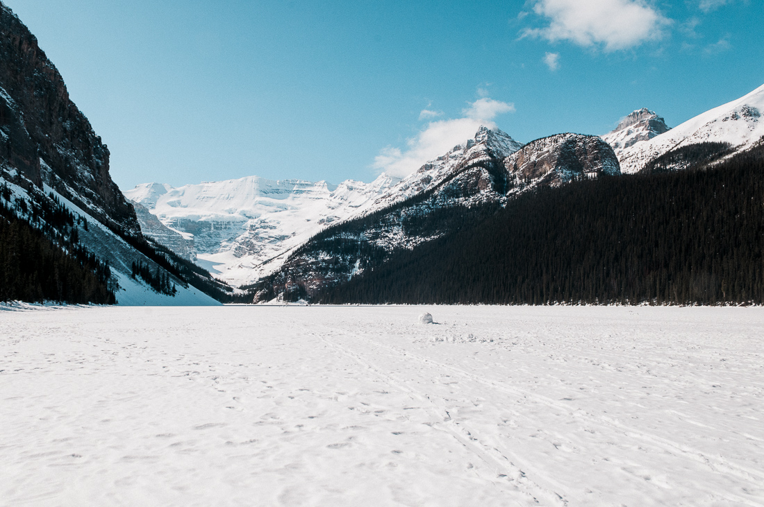 Lake Louise Alberta Kanada