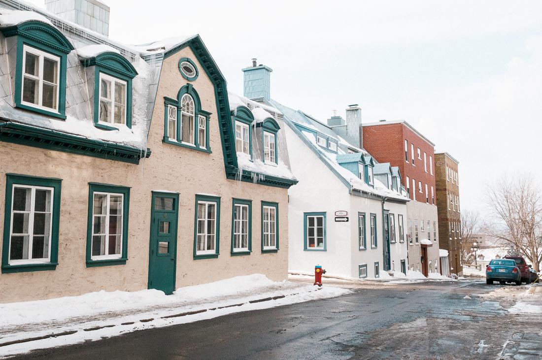 Quebec City Quebec Kanada