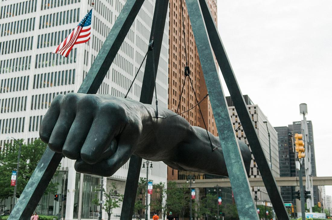 Detroit USA