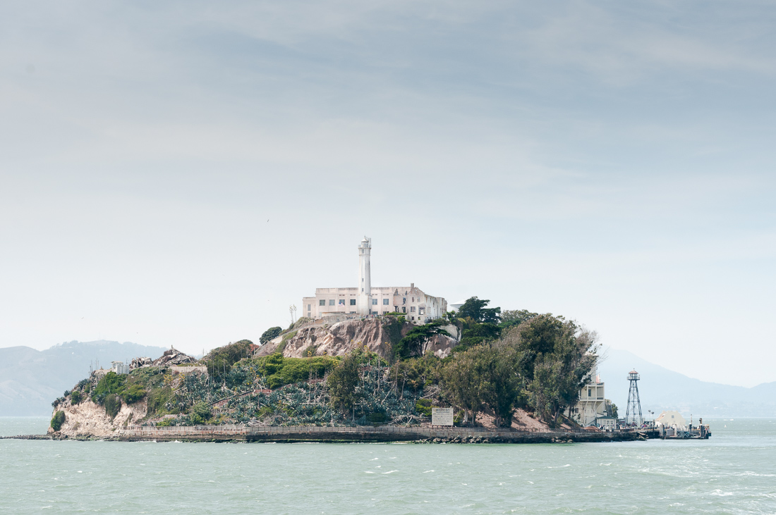 Alcatraz San Francisco Kalifornia