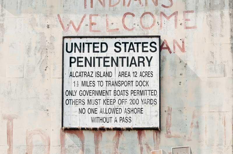 6757km Alcatraz