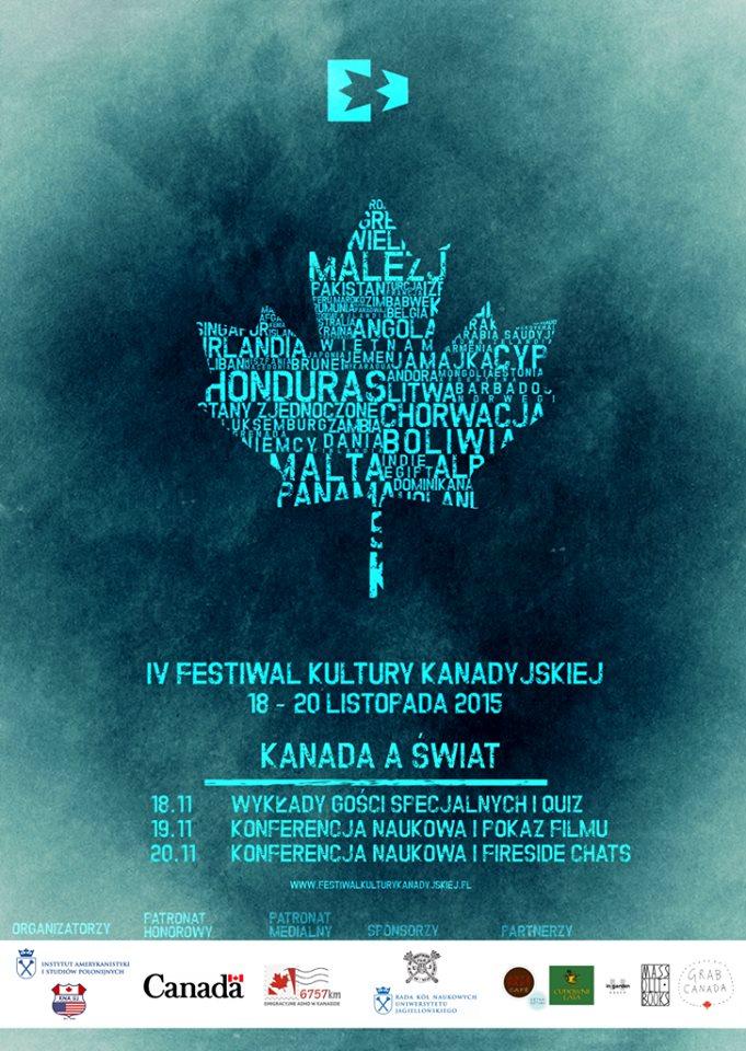 IV Festival Kultury Kanadyjskiej