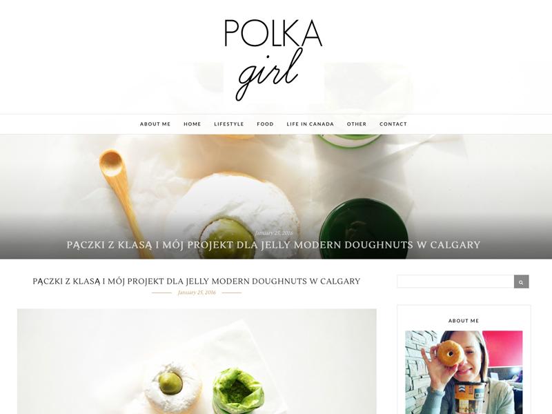 Polka-Girl