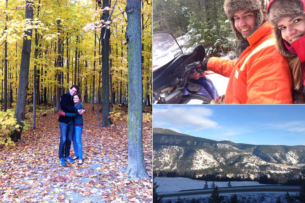 6757km blog o Kanadzie