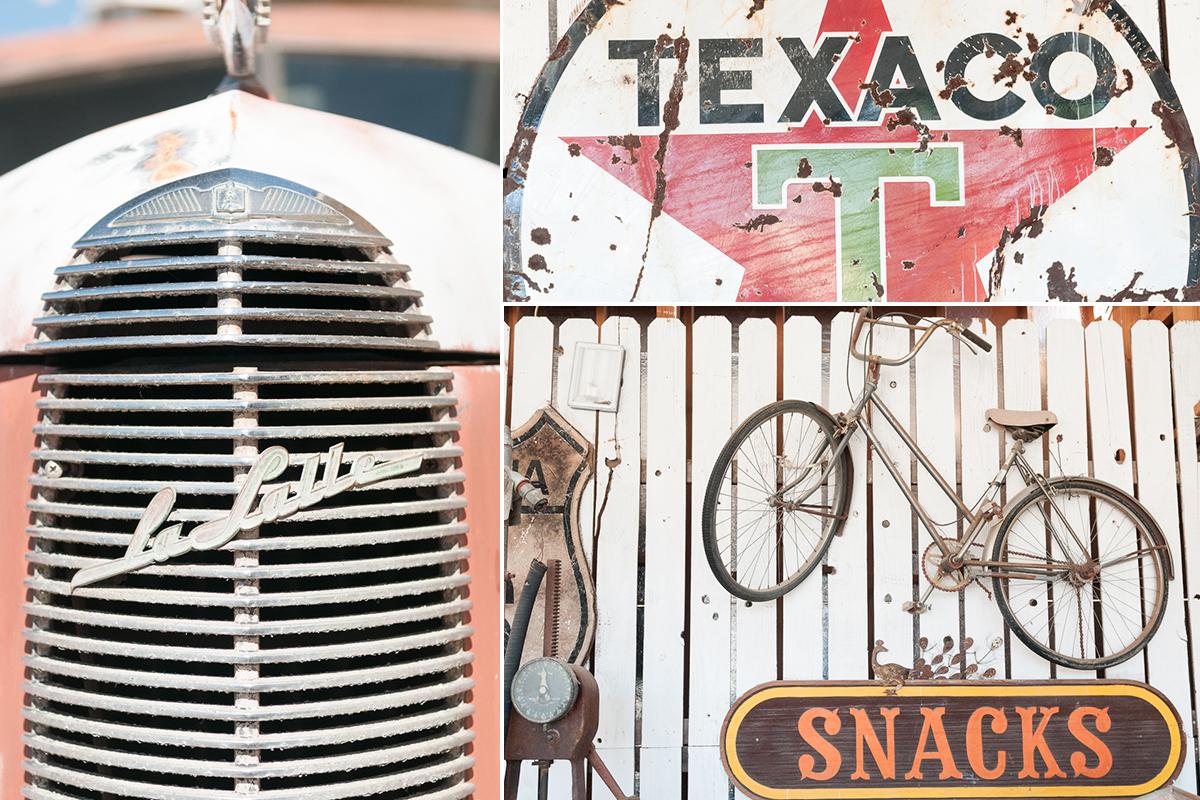 Motel-collage