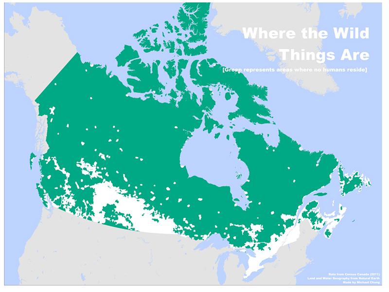6757km - Oh Kanada