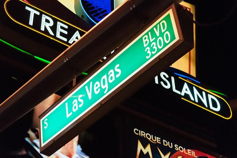 Tam gdzie wszystkie drogi prowadzą do kasyna – Las Vegas