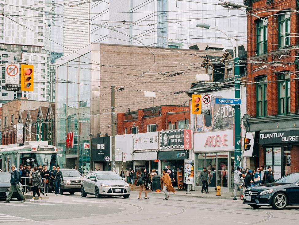 Toronto Ontario blog o Kanadzie