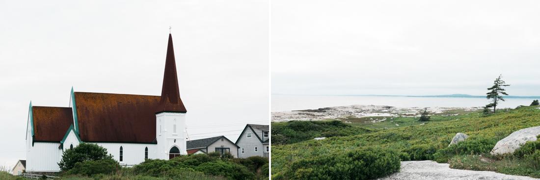 Peggy's Cove Nowa Szkocja