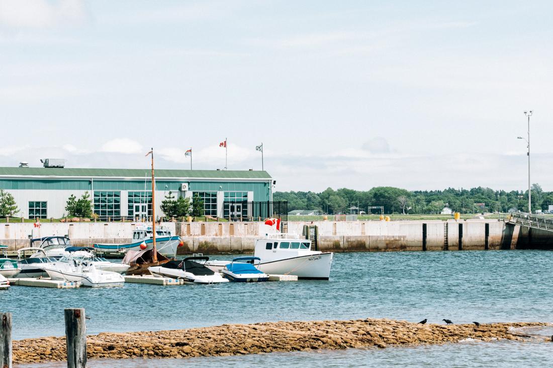 Wyspa Księcia Edwarda, Kanada