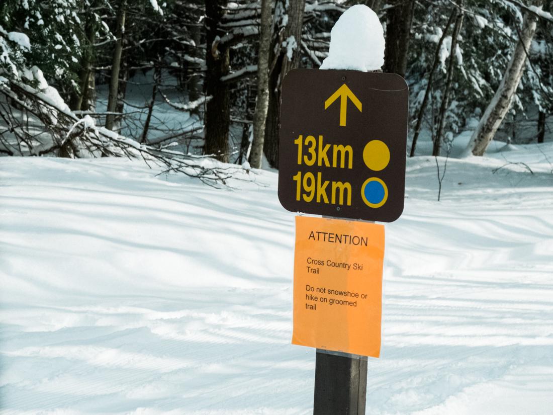 Park Prowincjonalny Silent Lake Ontario Kanada