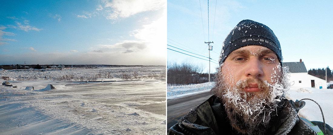 Jakub Muda, Across Canada