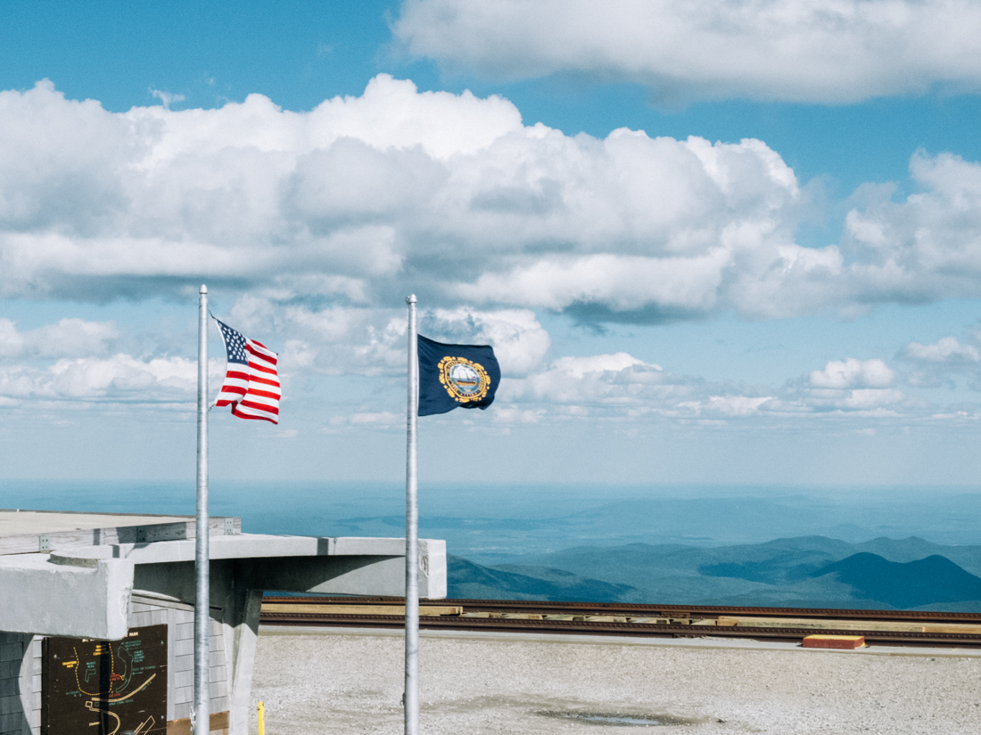 Góry Białe, New Hampshire, USA
