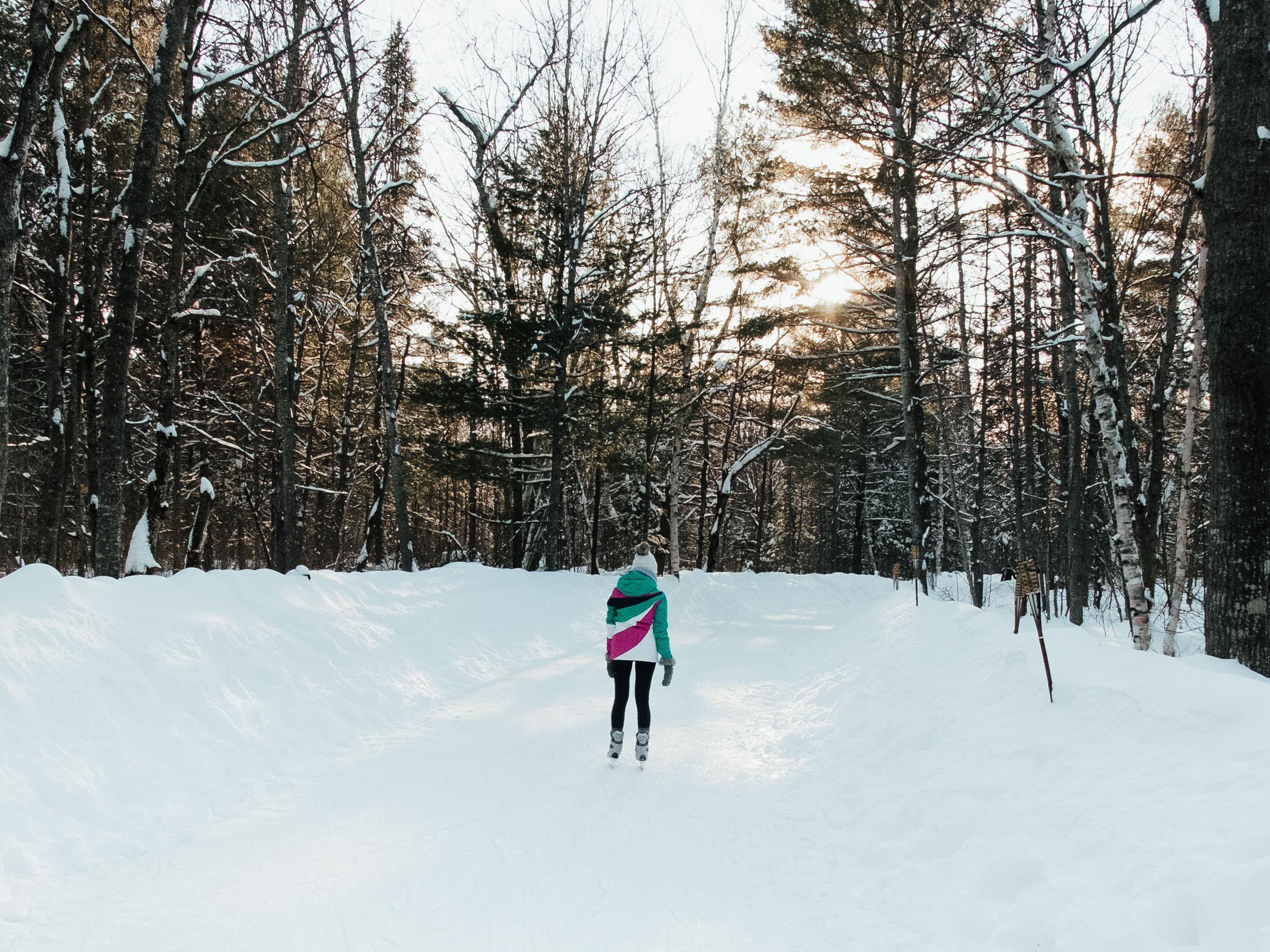Zima w Kanadzie