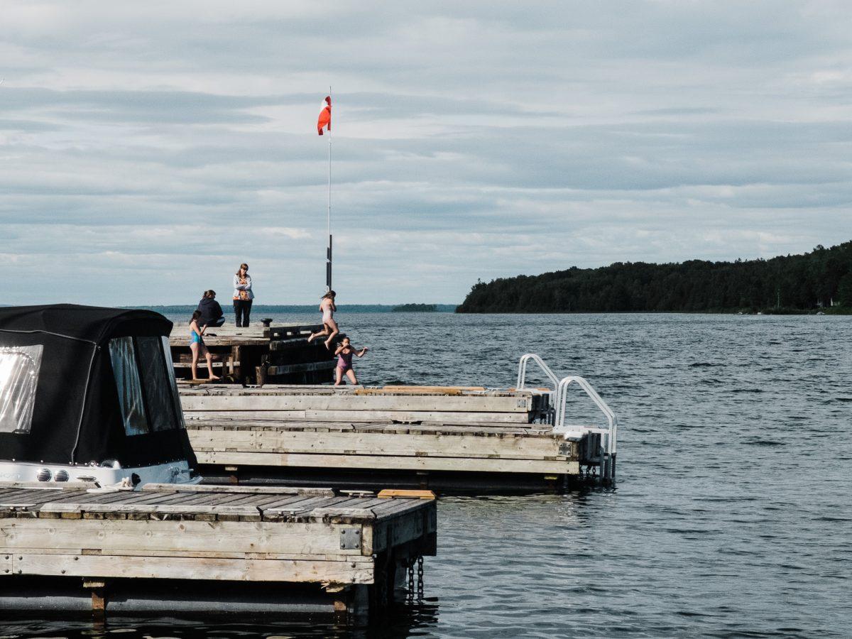 Wyspa Manitoulin Kanada, Ontario