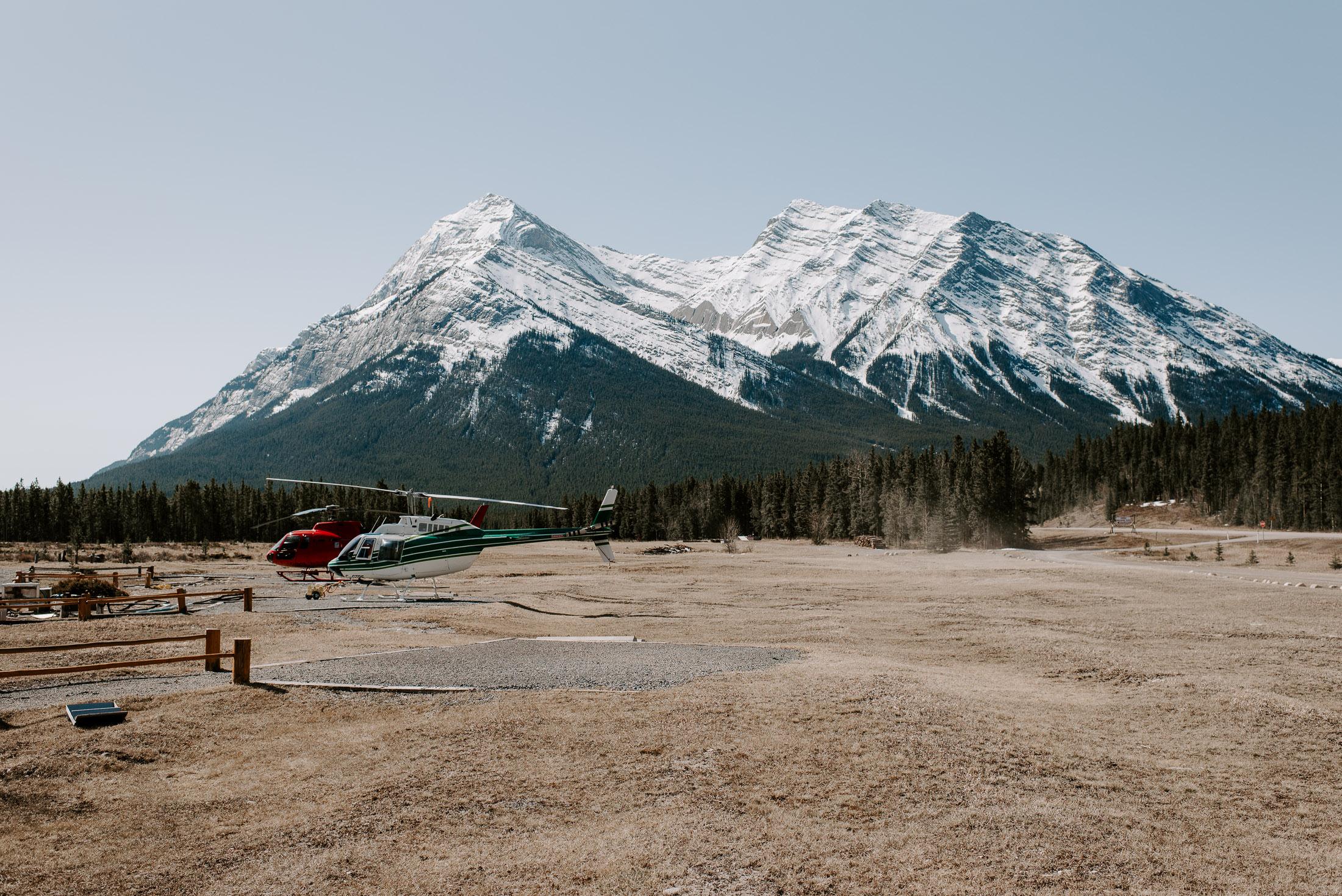 Kanada Góry Skaliste