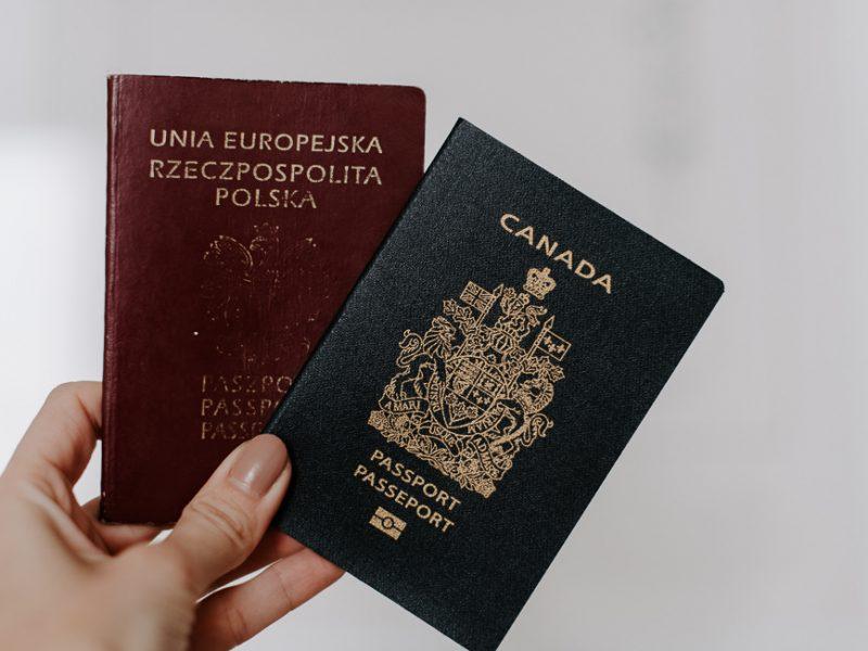 Podwójne obywatelstwo