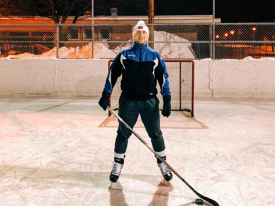 Hokej w Kanadzie Montreal